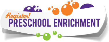 Register for Preschool Enrichment Program